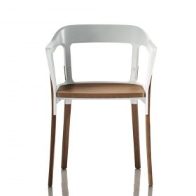 magis-steelwood-chair-it Sedia, Magis,STELLWOOD CHAIR,Ronan & Erwan Bouroullec,2008. Magis