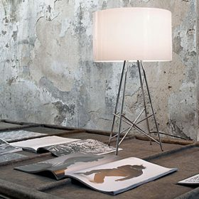flos-ray-table-lamp-it Lampada da tavolo, Flos, RAY T, Rodolfo Dordoni, 2006.. Flos