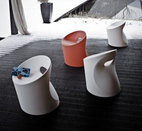 frighetto-pouf-pot-armchair-it Poltrona in polietilene,Frighetto,POUF POT,Mark Naden,2007.. Frighetto