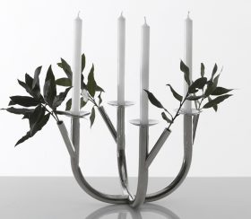 driadekosmo-together-candleholder-it Candelabro, DriadeKosmo, TOGETHER, Laudani e Romanelli, 2010.. Driade