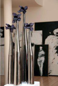 herve-gambs-bottle-vase-it Vaso, Hervè Gambs, BOTTLE, 2009.. Herve Gambs Paris