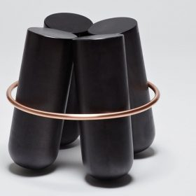 bolt-stool-it Sgabello, La Chance, BOLT SGABELLO, Note Design Studio, 2011.. La Chance
