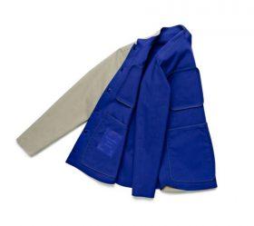 rev-shirt-jacket-it Giubbotto, adidas by Tom Dixon, REV SHIRT JACKET, PE 2014 Giubbotto reversibile.. Adidas by tom dixon