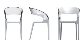 driadestore-ring-chair-it Sedia Poltroncina, Driade, RING CHAIR, Philippe Starck with Eugeni Quillet,2009.. Driade