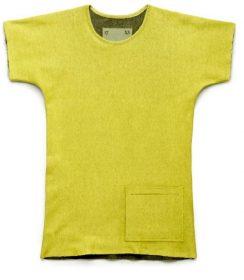 t-shirt-rev-pkt-melange-adidas-tom-dixon-it T-Shirt, Adidas by Tom Dixon, TSHIRT REVERSIBILE PKT YELLOW, PE 2014.. Adidas by tom dixon