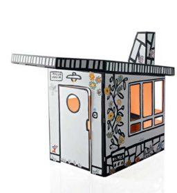 magis-metoo-villa-julia Small house, Magis MeToo, VILLA JULIA, Javier Mariscal, 2009 Material: cardboard.  . Magis Me Too