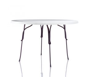 vigna-table-magis-it Tavolo, Magis, VIGNA TABLE ROTONDO, Martino Gamper, 2012.. Magis