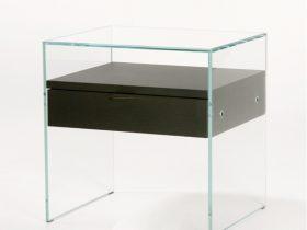 adentro-zen-bedisde Bedside table, Adentro, BEDSIDE TABLE ZEN, adentro Studio.   . Adentro