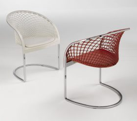 arete-chair-it Sedia, Busnelli, ARETE CHAIR, Franco Poli, 2007.. Busnelli