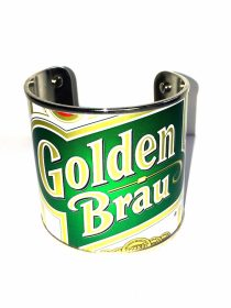 bracciale-can-golden-brau-it Bracciale, Carmina Campus, ONCE I WAS CAN GOLDEN BRAU, Ilaria Venturini Fendi, 2014.. Carmina Campus