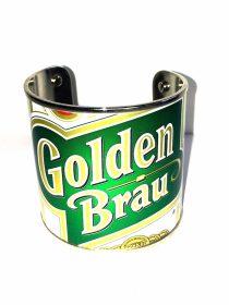 bracciale-can-golden-brau-it Bracciale, Carmina Campus, ONCE I WAS CAN GOLDEN BRAU, Ilaria Venturini Fendi, 2014.. Carmina Campus