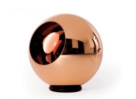 copper-shade-floor-it Lampada da terra, Tom Dixon, COPPER SHADE TERRA, Tom Dixon, 2009.. Tom Dixon