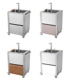 cunkitchen-sink-it Base cucina, JokoDomus, CUNKITCHEN LAVELLO.. Jokodomus