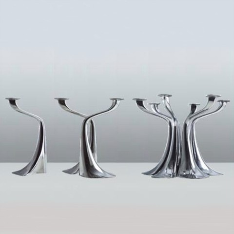 Driade candelabro turner xavier lust owo online design store - Oggettistica per la casa moderna ...