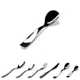 driadekosmo-duemani-cutlery-it Servizio di posate, DriadeKosmo, DUEMANI POSATE, Alfredo Haberli, 2006.. Driade
