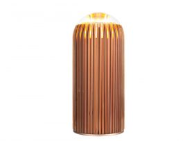 fin-table-lamp-tom-dixon-it Lampada da tavolo, Tom Dixon, FIN TABLE, 2012.. Tom Dixon