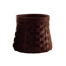 arte-e-cuoio-intrecci-round-basket-it Cesto Rotondo, Arte & Cuoio, INTRECCI, Enrico Tonucci.. Arte & Cuoio