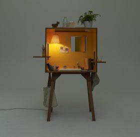 koloro-desk-it Scrivania, Ichiro, KOLORO DESK, Torafu Architects, 2012.. Ichiro
