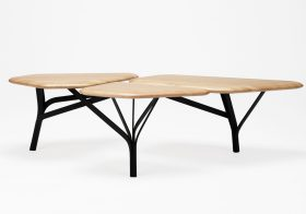 borghese-table-it Tavolo, La Chance, TAVOLO BORGHESE, Noe Duchafour Lawrance, 2013.. La Chance