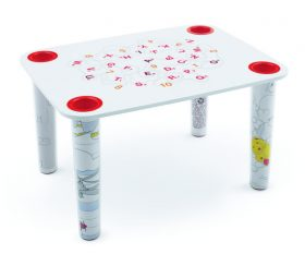 magis-little-flare-table-it Tavolo, Magis Me too, LITTLE FLARE, Marcel Wanders, 2005.. Magis Me Too