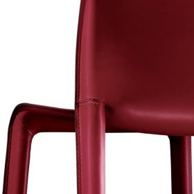 chair-first-in-leather-magis-it Sedia, Magis, CHAIR FIRST IN LEATHER, Stefano Giovannoni, 2007.. Magis