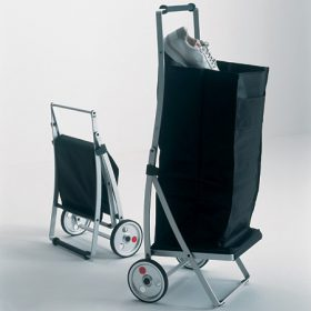magis-garcon-folding-shopping-trolley-it Carrello portaspesa pieghevole, Magis, GARCON, Raul Barbieri, 1992.. Magis