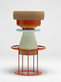 tembo-stool-it Sgabello, La Chance, SGABELLO TEMBO, Note Design Studio, 2012.. La Chance