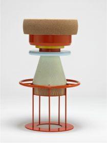 tembo-stool-it Sgabello, La Chance, SGABELLO TEMBO, Note Design Studio, 2012.. La Chance