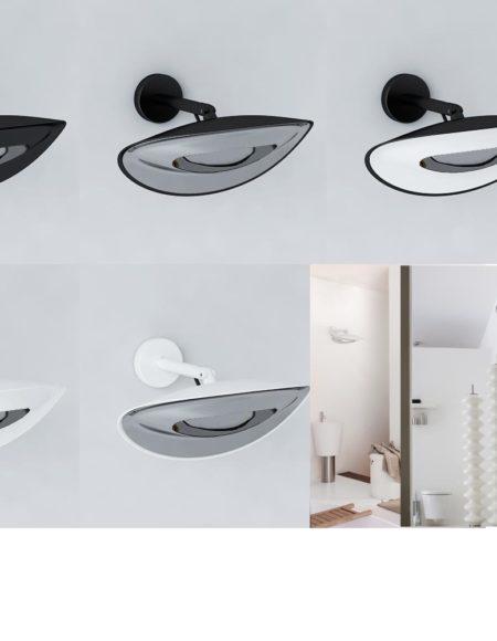 hotdoor lampada da parete