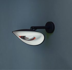 lampada-riscaldante-da-parete Lampada riscaldante da parete, Hotdoor, Antonio Di Chiano. Hotdoor