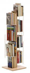 libreria-self-standing-zia-veronica Libreria, Le Zie di Milano, LIBRERIA ZIA VERONICA SELF STANDING, Mercello Vecchi. Le Zie di Milano