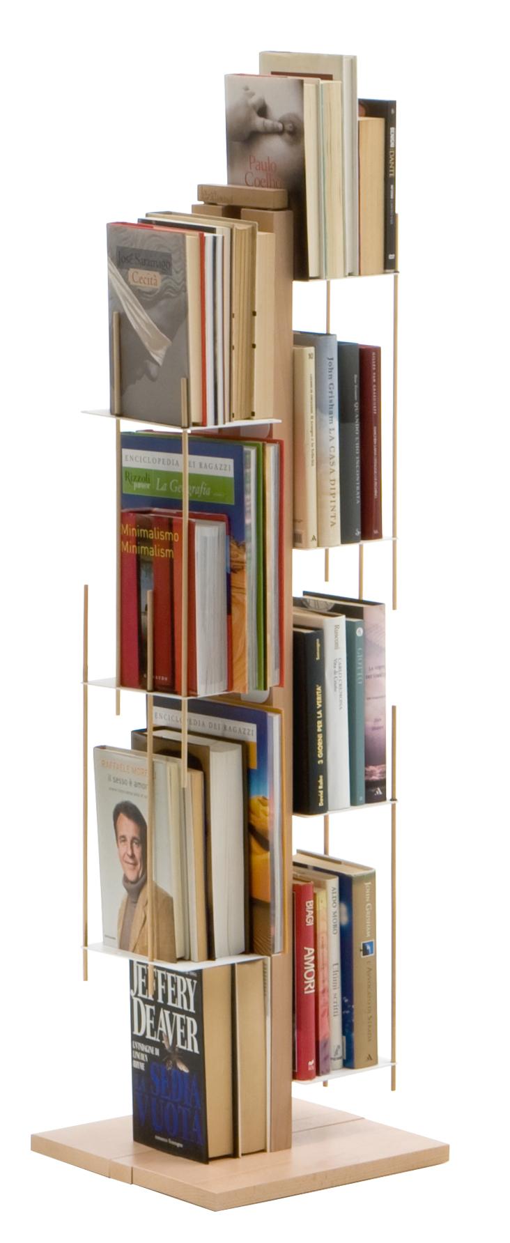 Libreria self standing zia veronica le zie di milano for Libreria shop online