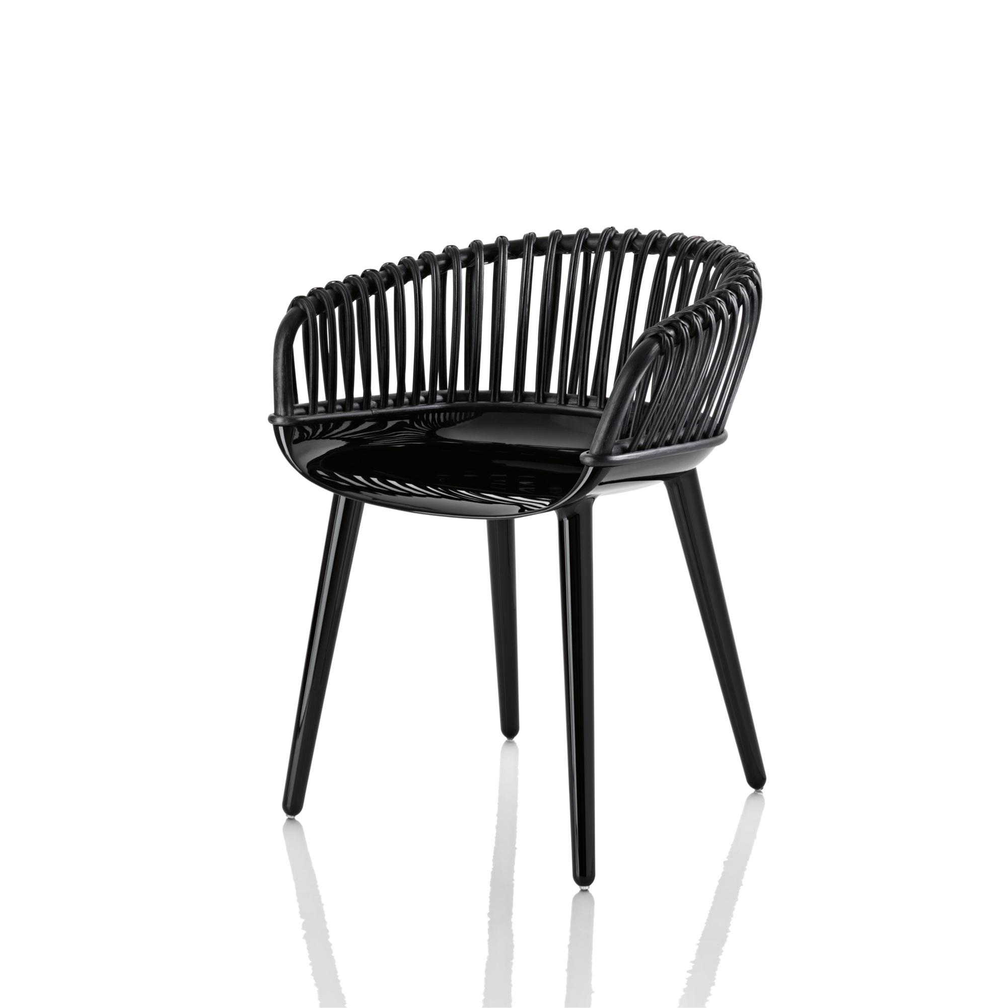 magis cyborg chair nera