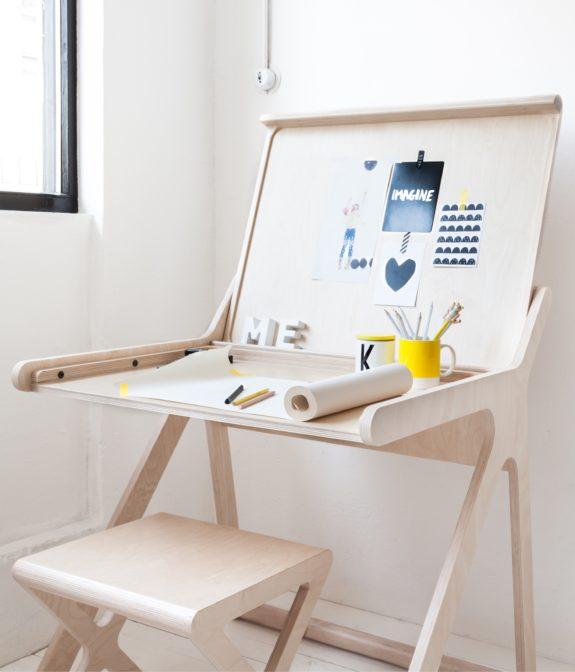 k desk natural open rafa kids