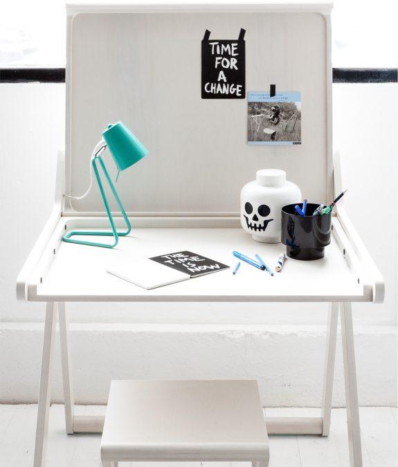 k desk whitewash open rafa kids