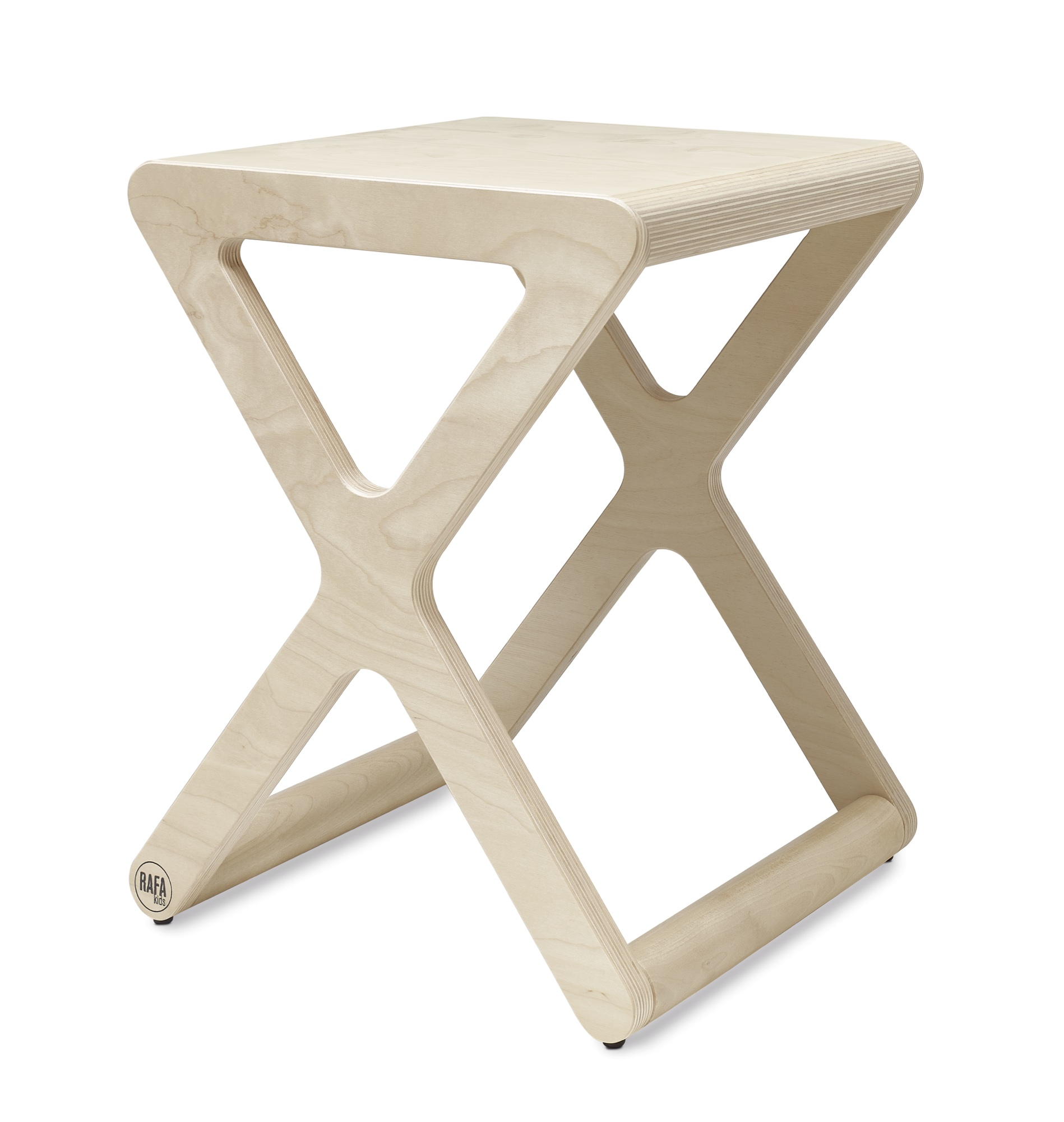 rafa kids x stool naturale